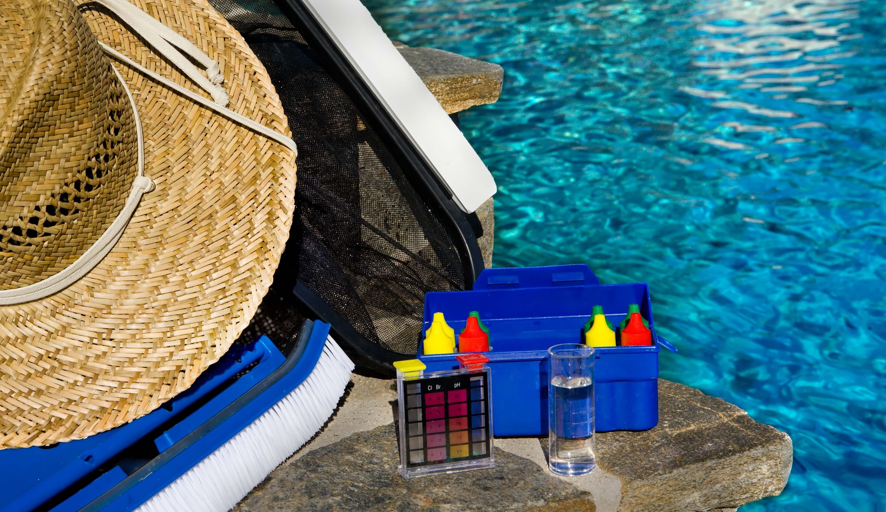 Perfect Pool Water Chemistry in 4 Easy Steps